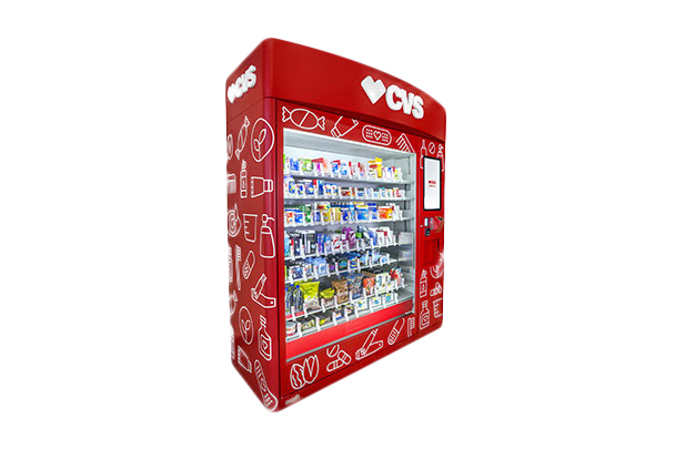 CVS Pharmacy Vending