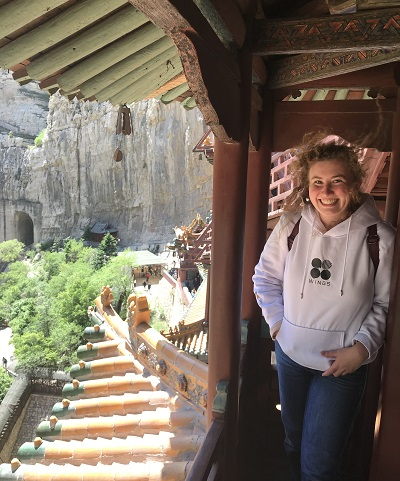 Katherine Patterson in China