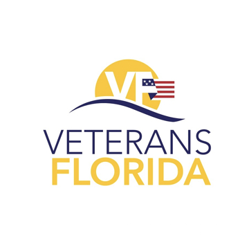 Veterans Florida Entrepreneurship Program Logo Home