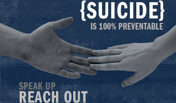Suicide Prevention Card
