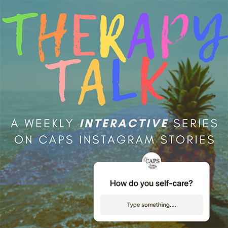 Therapy Talk