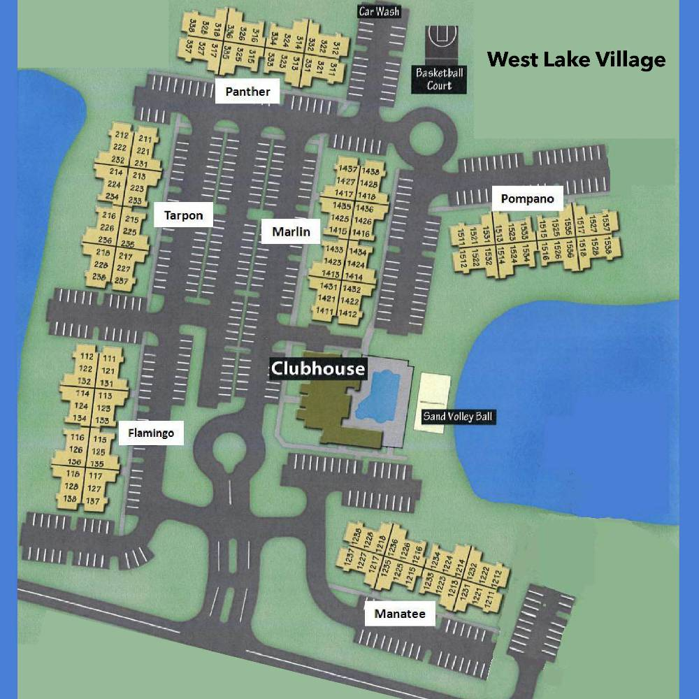 Gulfline: West Lake Village