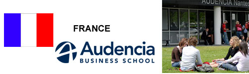Audencia Business School - France