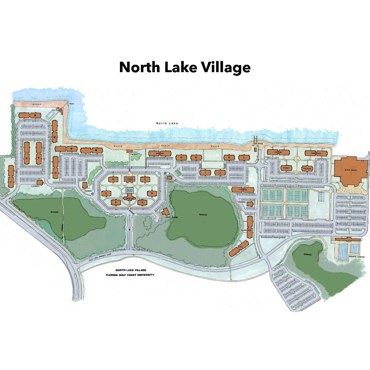Gulfline: North Lake Village